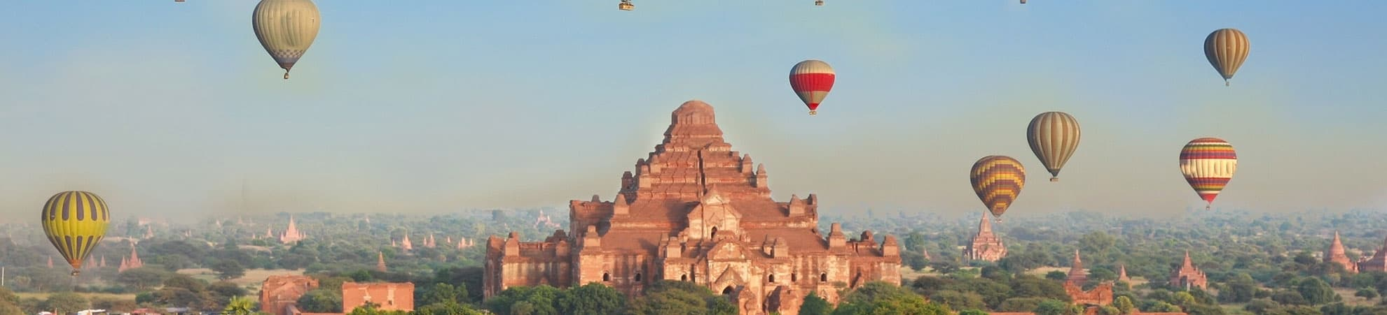 Tous nos voyages en Birmanie