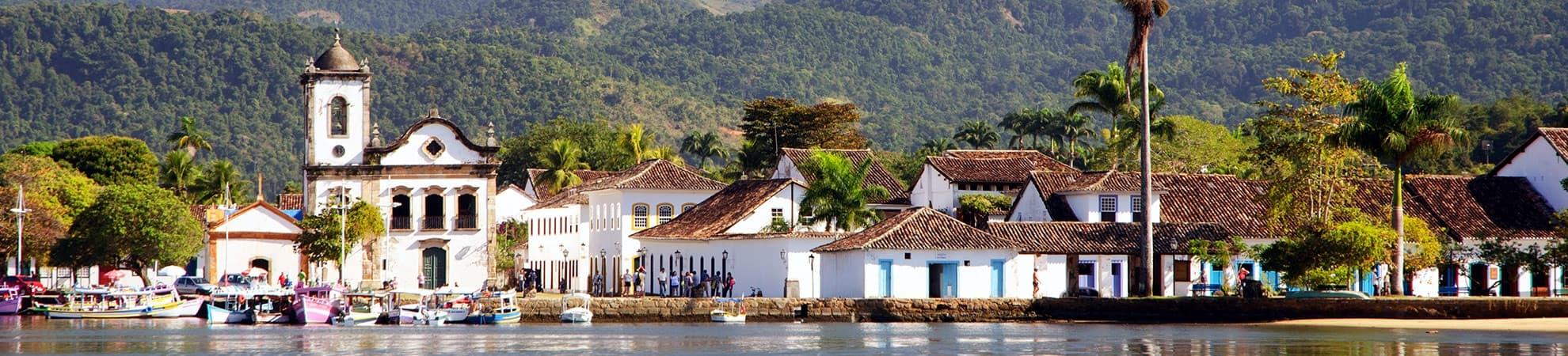 Voyager en groupe au Brésil