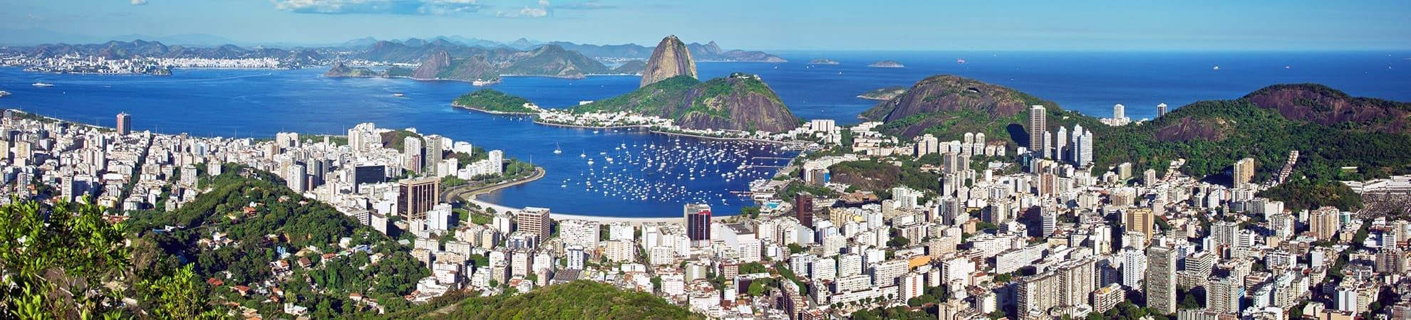 Tous nos voyages au Brésil