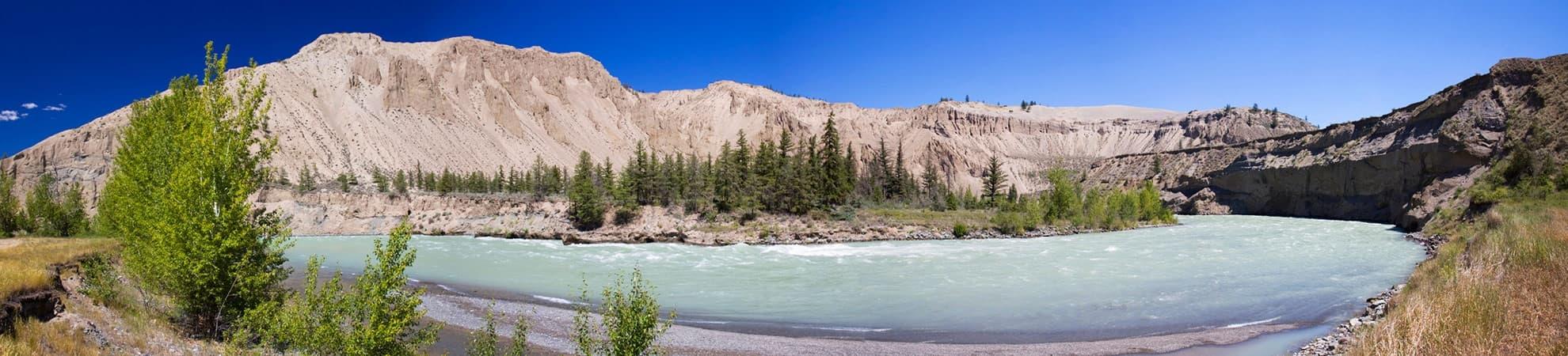 Voyage Cariboo Mountains
