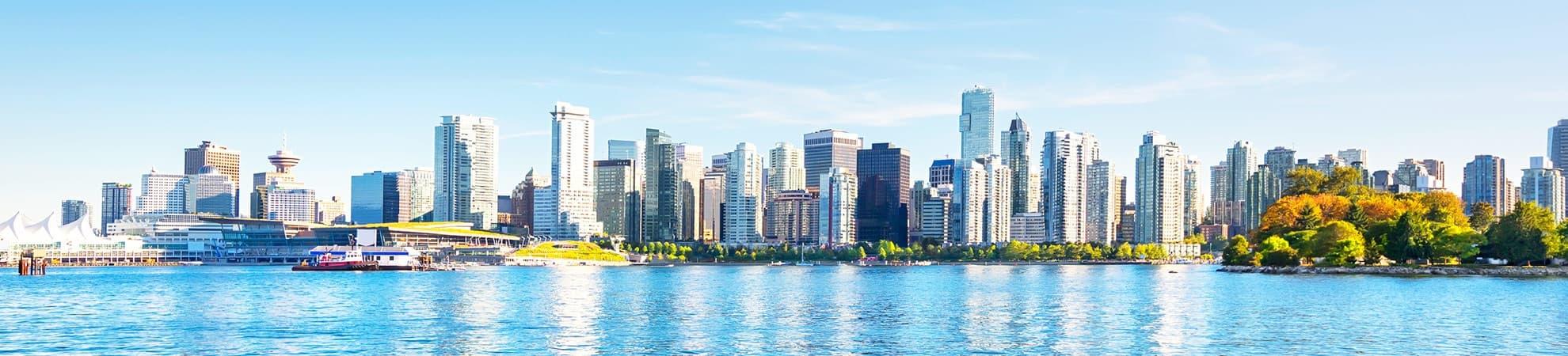 Voyage La façade pacifique du Canada