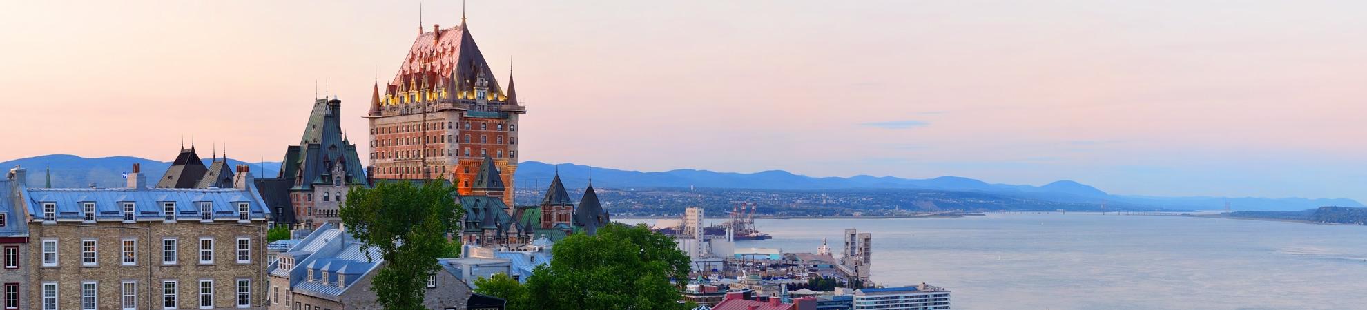 Voyage Quebec