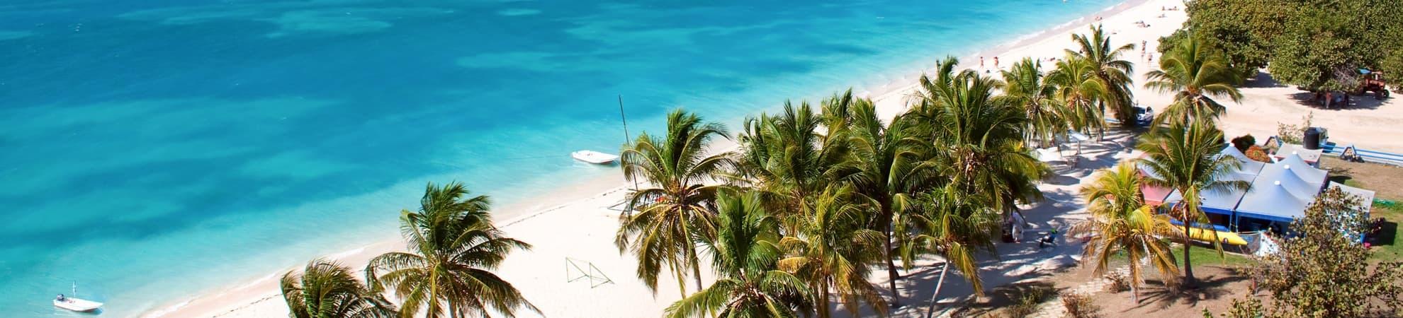 Toutes nos activités aux Caraïbes