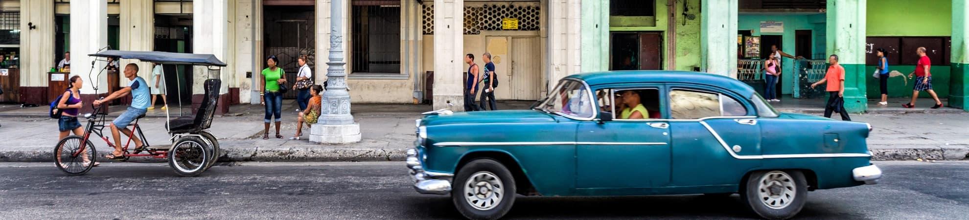 Tous nos voyages à Cuba