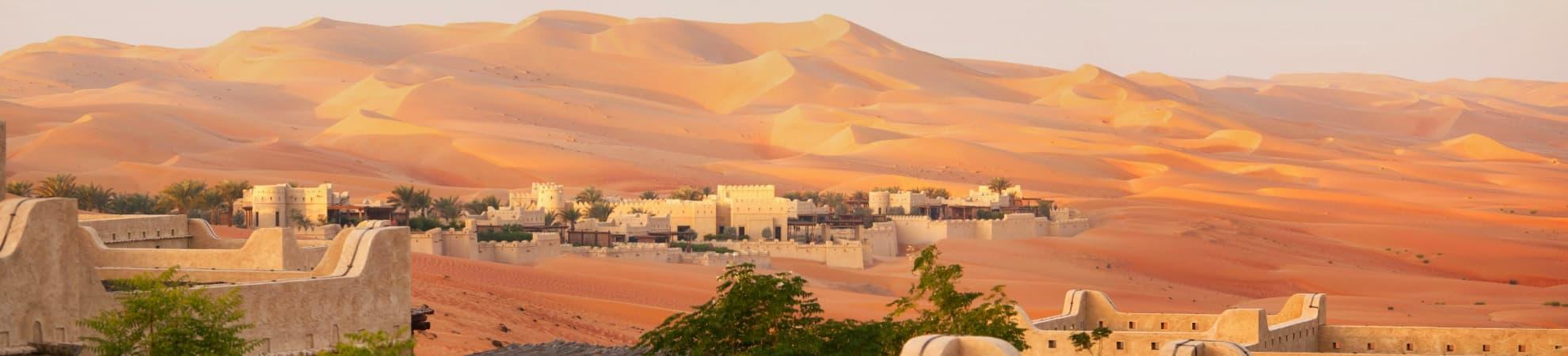 Voyage Luxe Moyen-Orient