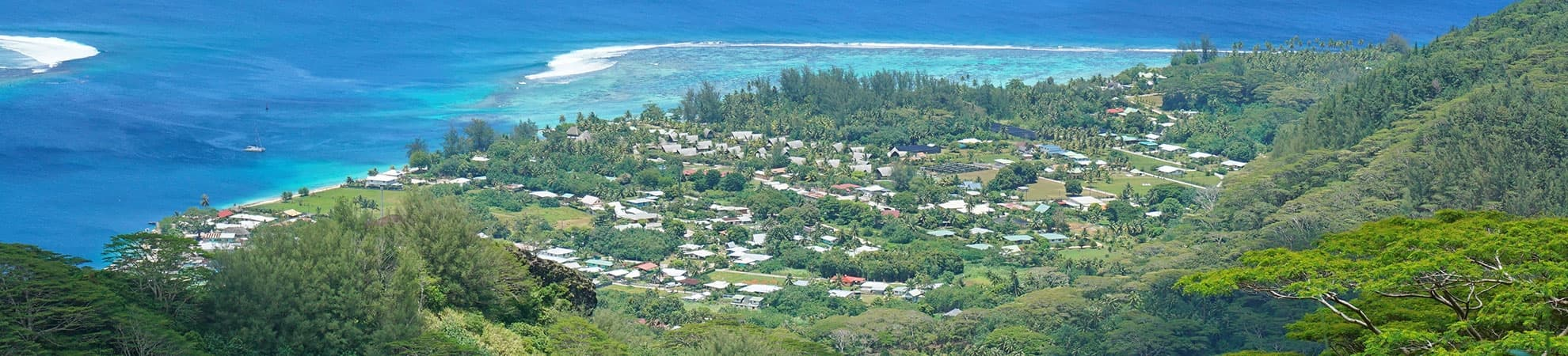 Voyage Huahine