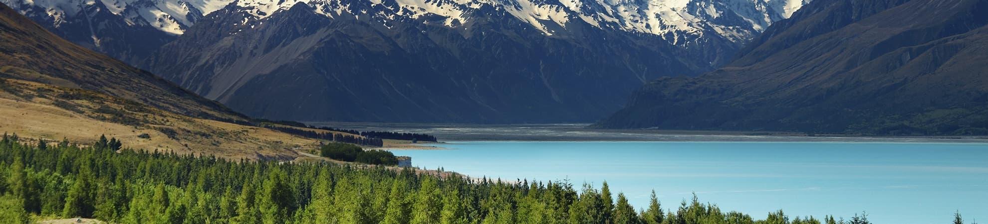 Tous nos voyages Nouvelle Zélande