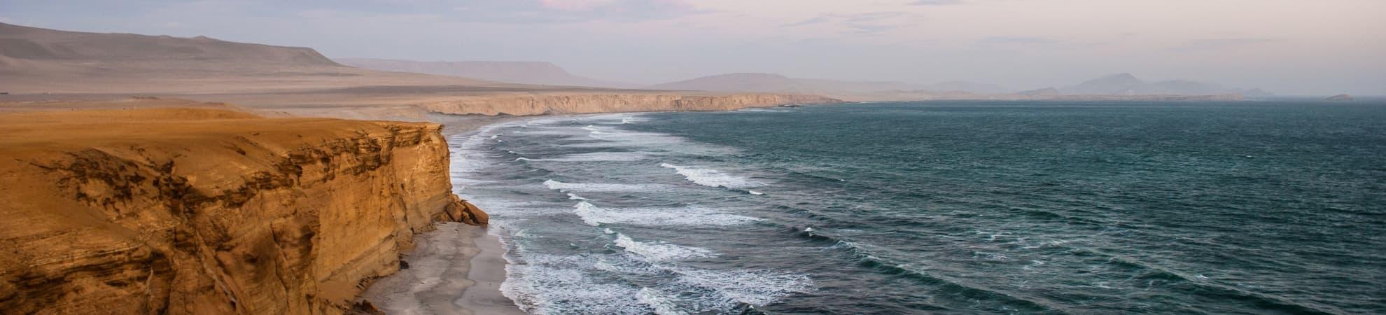Voyage La région côtière du Pérou