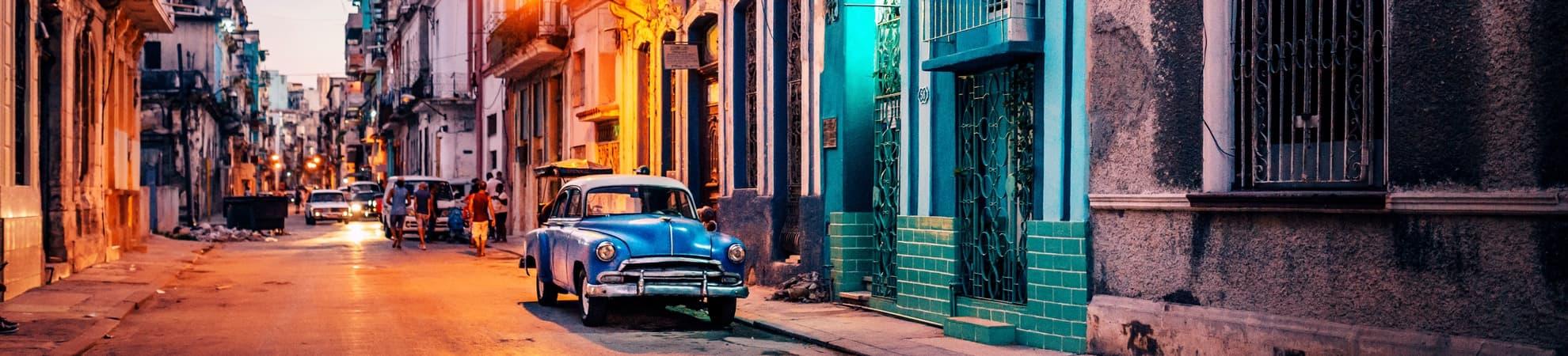 Voyage Cuba