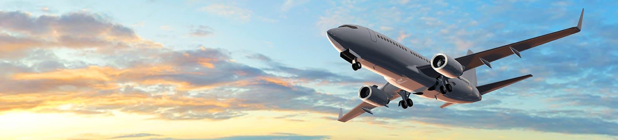 Vols internationaux au Sri Lanka