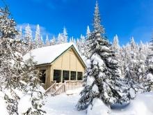 Multiactivités dans l'hiver canadien