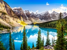 l'Ouest Canadien, Grandeur Nature