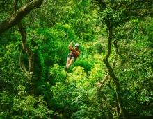 Idylle au Costa Rica