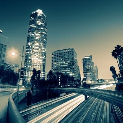 """Le package """"Découverte de Los Angeles"""""""
