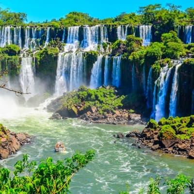 Journée d'excursion dans le Parc National d'Iguazu