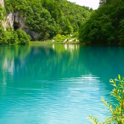Croisière sur la Lagoa Azul