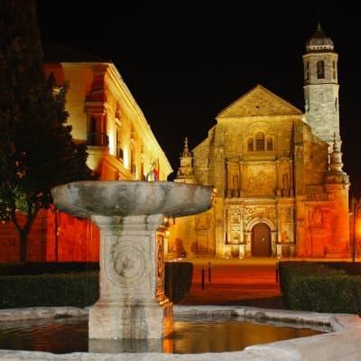 Salvador by night
