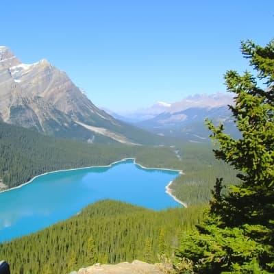 Randonnées au Canada