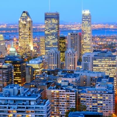 Survol en hydravion de Montréal : exclusif !