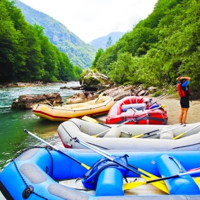 Rafting sur le rio Chiriqui