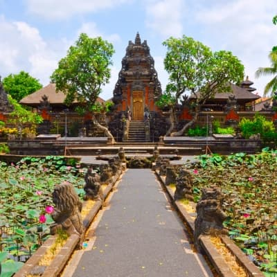 Le traditionnel Ubud