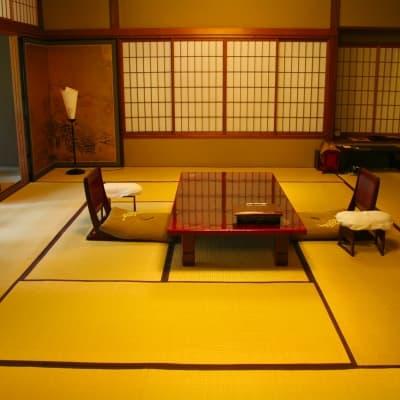 Une nuit dans un ryokan à Miyajima