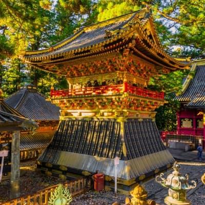 Visite guidée de Nikko