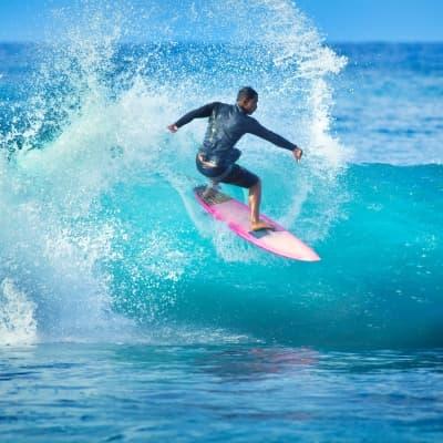 Initiation au Surf & Bodyboard