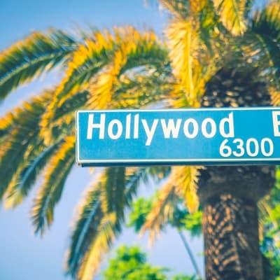 Balade à cheval à Hollywood