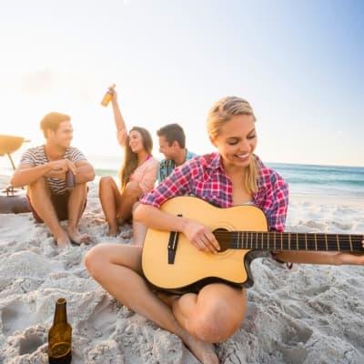 BBQ, Beach and Fun