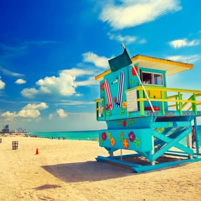 Bienvenue à Miami