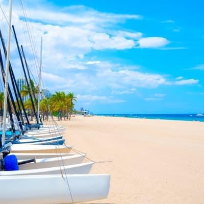 Fort Lauderdale et ses plages