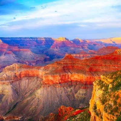 Las Vegas-Grand Canyon en hélicoptère (Golden Eagle Air Tour)