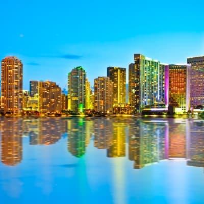 Tour guidée de la ville de Miami