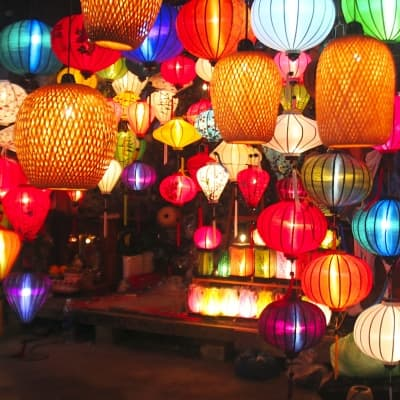 Initiation à la fabrication de lampions