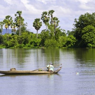 Le lac de Tonle Sap