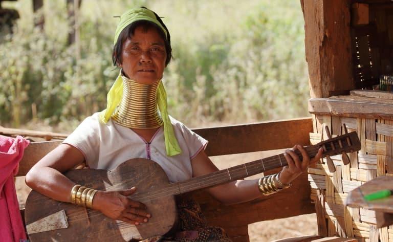 Rencontre avec les ethnies des montagnes