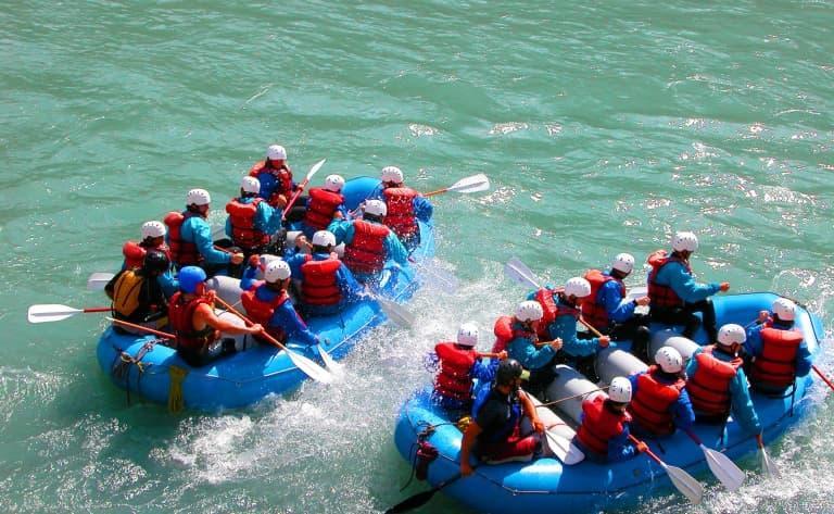Descente des rapides de Lachine et jet boat : émotions fortes garanties !