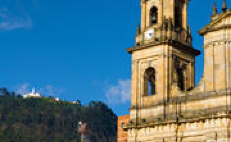 Visite de Bogota à vélo