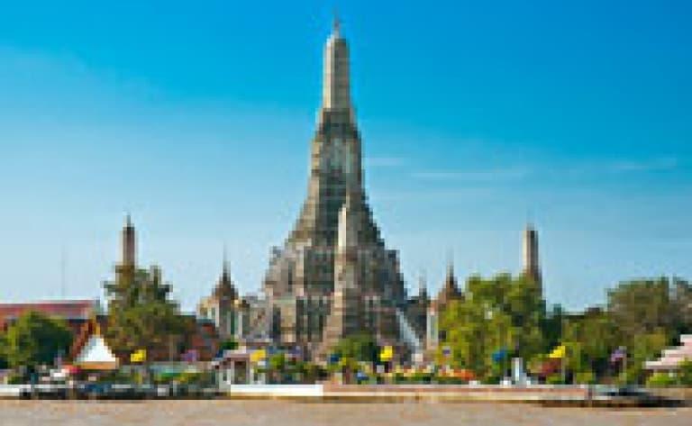 Croisière sur la Rivière Chao Phraya