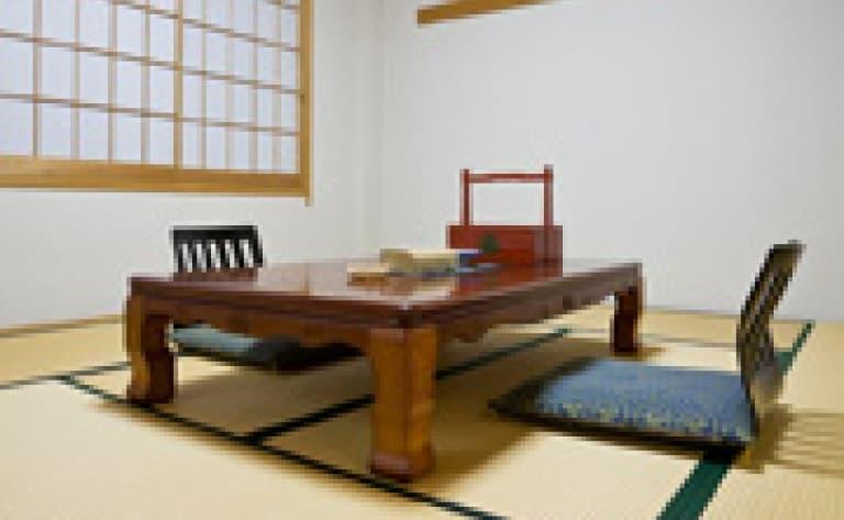 Nuit dans un ryokan traditionnel