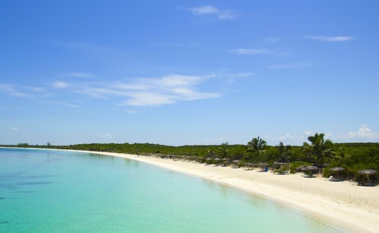 Des plages sublimes…