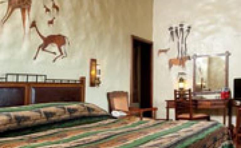 Hotel Cratère de Ngorongoro