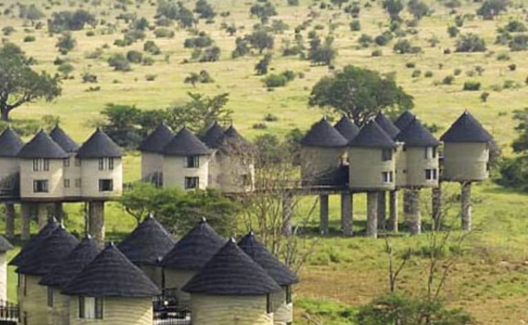 Hotel Tsavo West National Park Taita Hills Wildlife Sanctuary