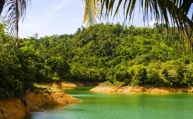 Derniers instants sur le lac Batang Ai