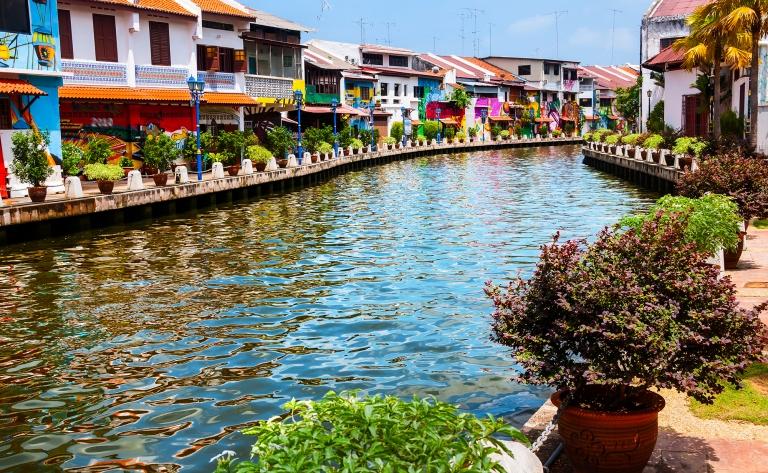 Une journée dans la colorée Malacca