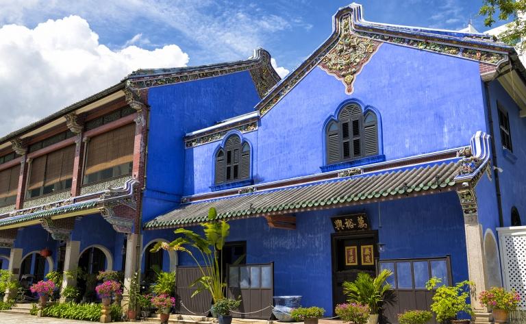 Les charmes de Penang