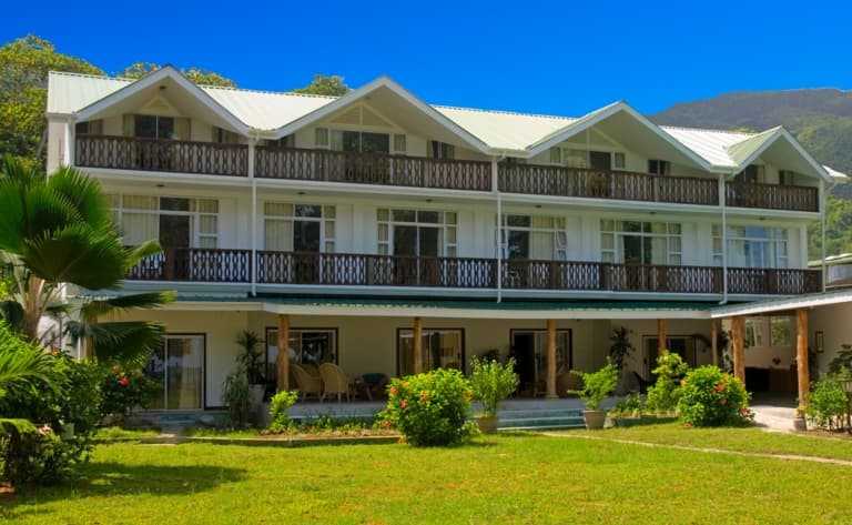 Hotel Mahé