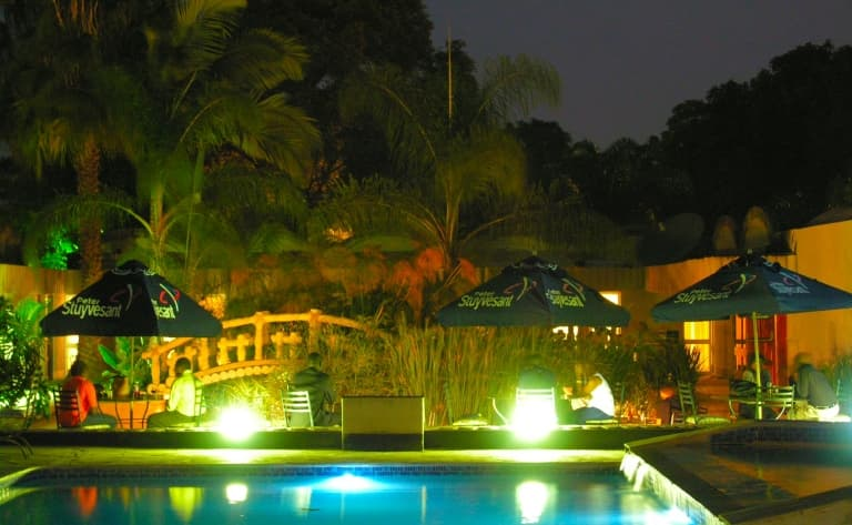 Hotel Livingstone
