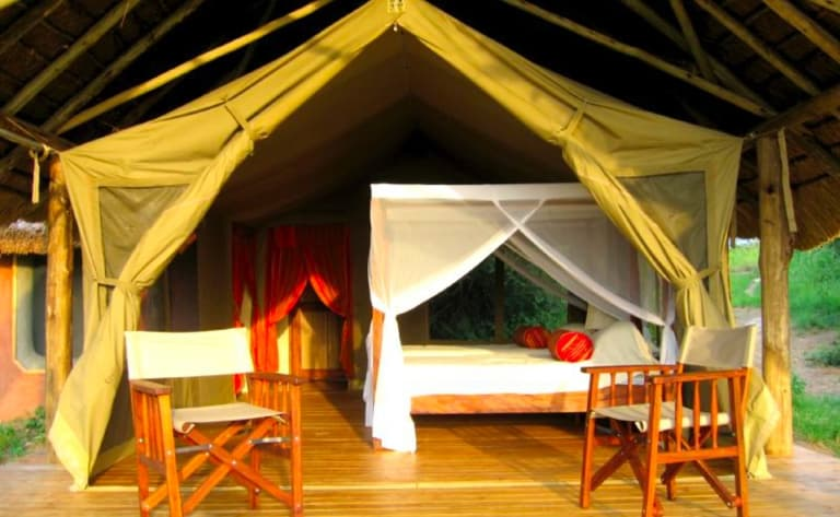 Hotel Lac Mburo